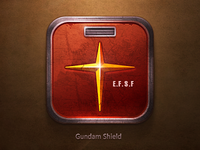 RX-78-2 Gundam Shield