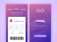 Hyperloop One - Travel app exploration