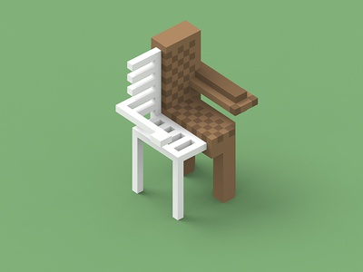 To the Bone 1 (Chair)