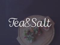 Identity for Tea&Salt