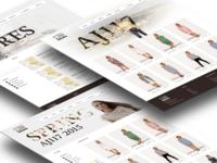 Ecommerce site AJ117