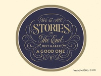 Wer're All Stories