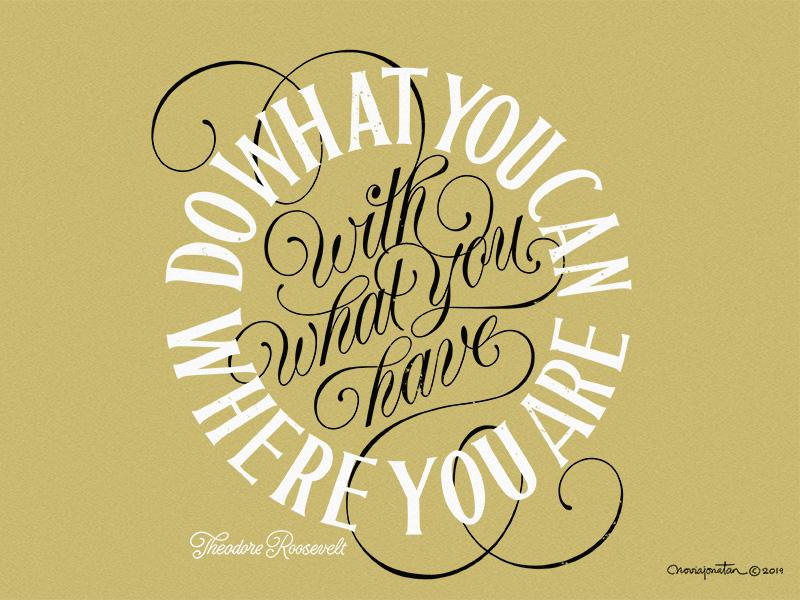 . graphic design illustration typography lettering handlettering
