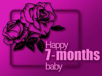 Happy 7-month Anniversary!