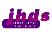 JH Digital Solutions Logo Ideas