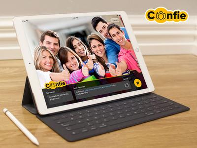 Confie - The Selfy App