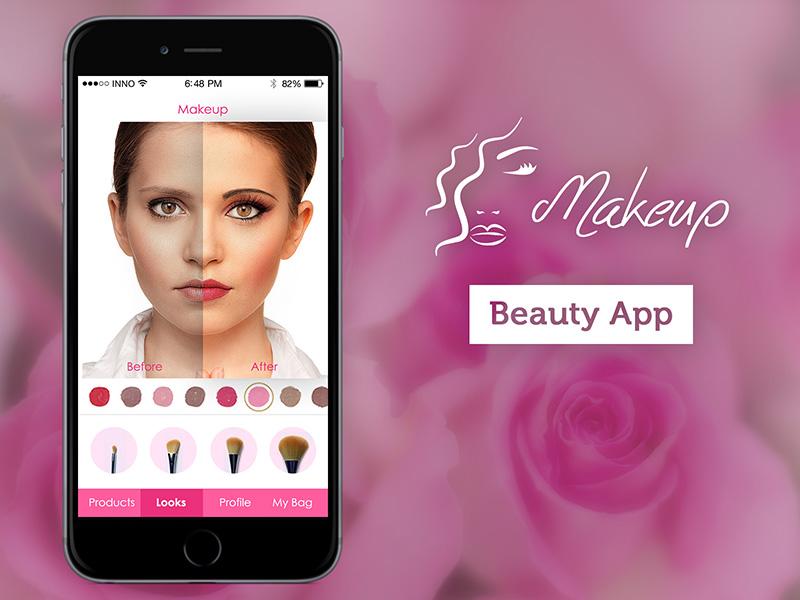 Makeup by Kanad | Dribbble | Dribbble