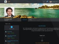 Good Idea Folder - Web App