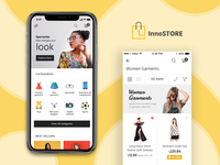 InnoStore - eCommerce App