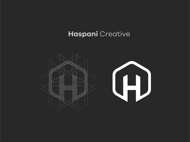 Haspani Creative Logo Design