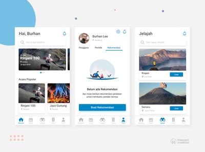 Kudaki Mobile Apps