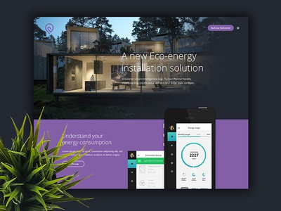 Eco energy solar app