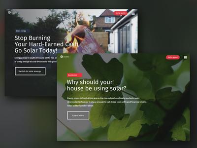 Another Solar Energy Project energy salient wordpress solar