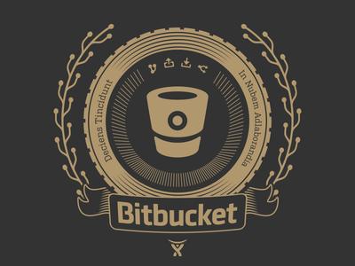 Bitbucket Million Users Crest