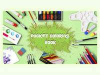 Pocket Colouring Book