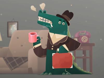Aligator producer
