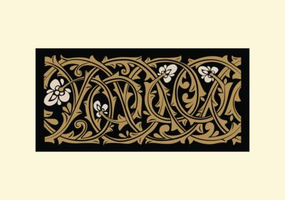 Minangnese Pattern
