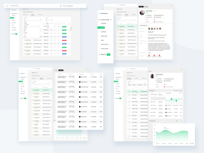 Admin Panel analytic reports saas ecommerce chart statistic cms control panel graphic admin dashboard attractive interaction editable crm edit users admin design ui ux