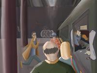 Subway Routine