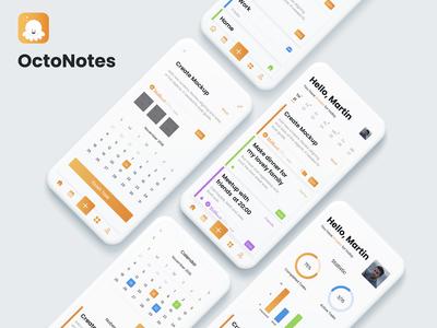 OctoNotes Application