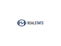 RealStats [Thirty Logos Day 27]