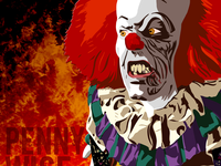 Halloween Horror Series - Pennywise