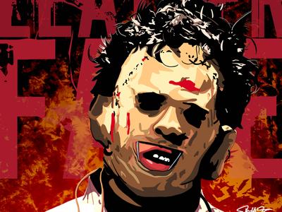 Halloween Horror Series - Leatherface