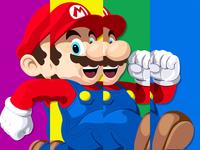 Pop Art Mario