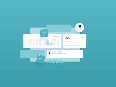 Drag & Drop data illustration ui product design product