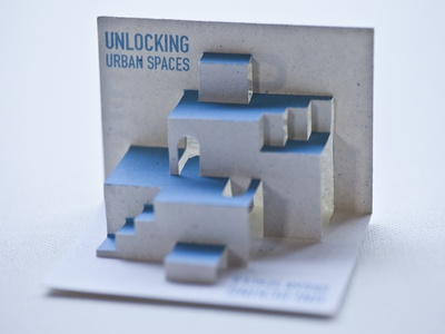 Unlocking Urban Spaces - Architectural design architecture identity leave behind graphic design art direction branding print