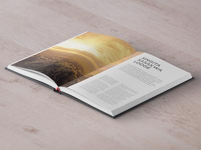 Digital to Print litho typesetting editorial graphic design print design