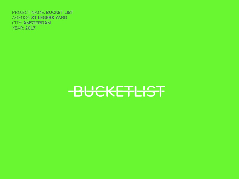 Bucket List logo logo mark illustrtion entreprenuership investment identity branding