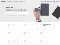 Service now service portal