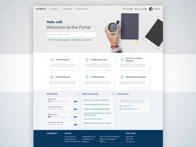 ServiceNow Employee Service Portal