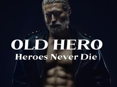OLD HERO - FREE FONT