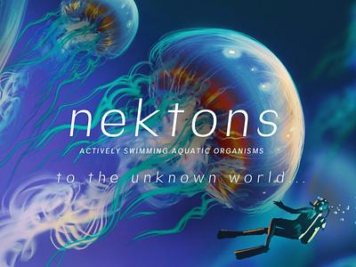 Nektons - FREE FONT font freefont free graphic logo typography graphic design