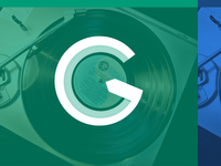 Music Service Branding - G