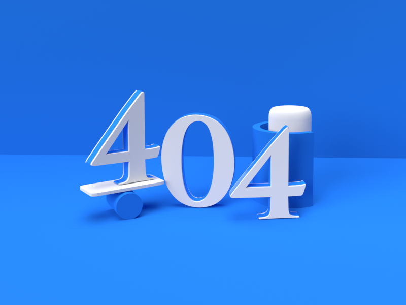 First time using 3D renders 3d model adobe dimension 3d rendering 404 page