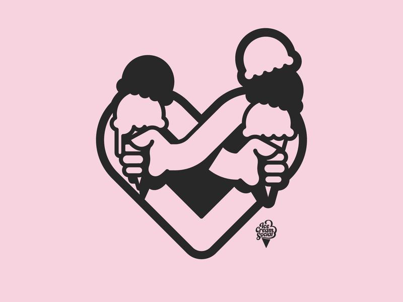 Together Tee tshirt illustration branding