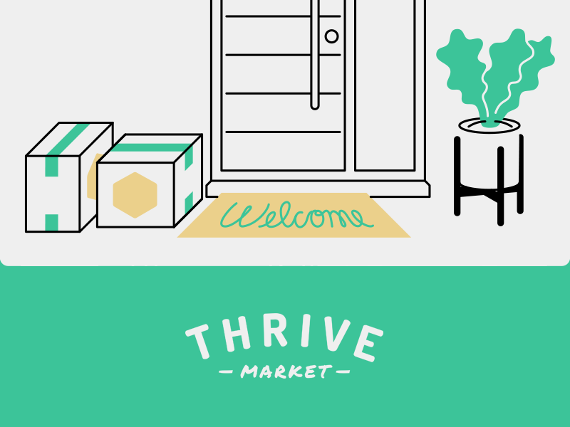 Thrive market myfamily