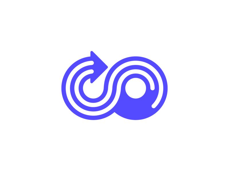 Foresite analytics branding circles logo