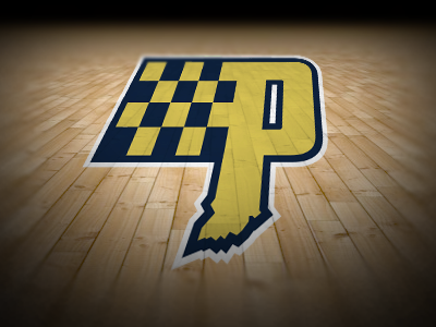 Indiana Pacers Rebranding sports design sports logo indiana pacers pacers indiana basketball nba