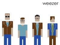 WIP - Weezer Tribute