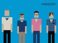 Weezer Blue Album Tribute