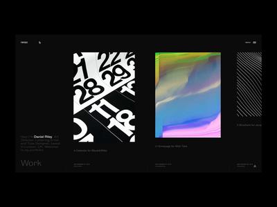 Renzo - Portfolio Theme wordpress theme template responsive type designer projects portfolio minimal gallery