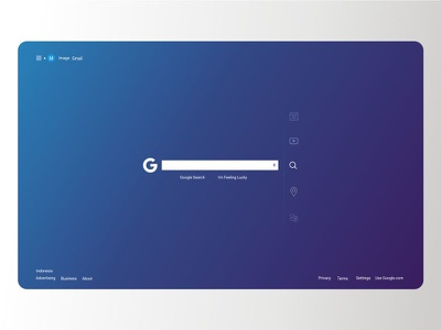 design for google search page layout ux design clean search website dribbble google uiinspirations ui