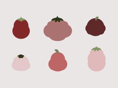 Tomakin fruits