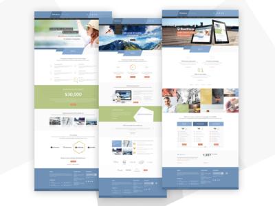 Website template - BestPress