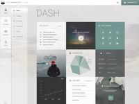 2.0 Dash Light Theme