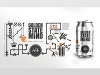 Ale Industries Golden State Of Mind